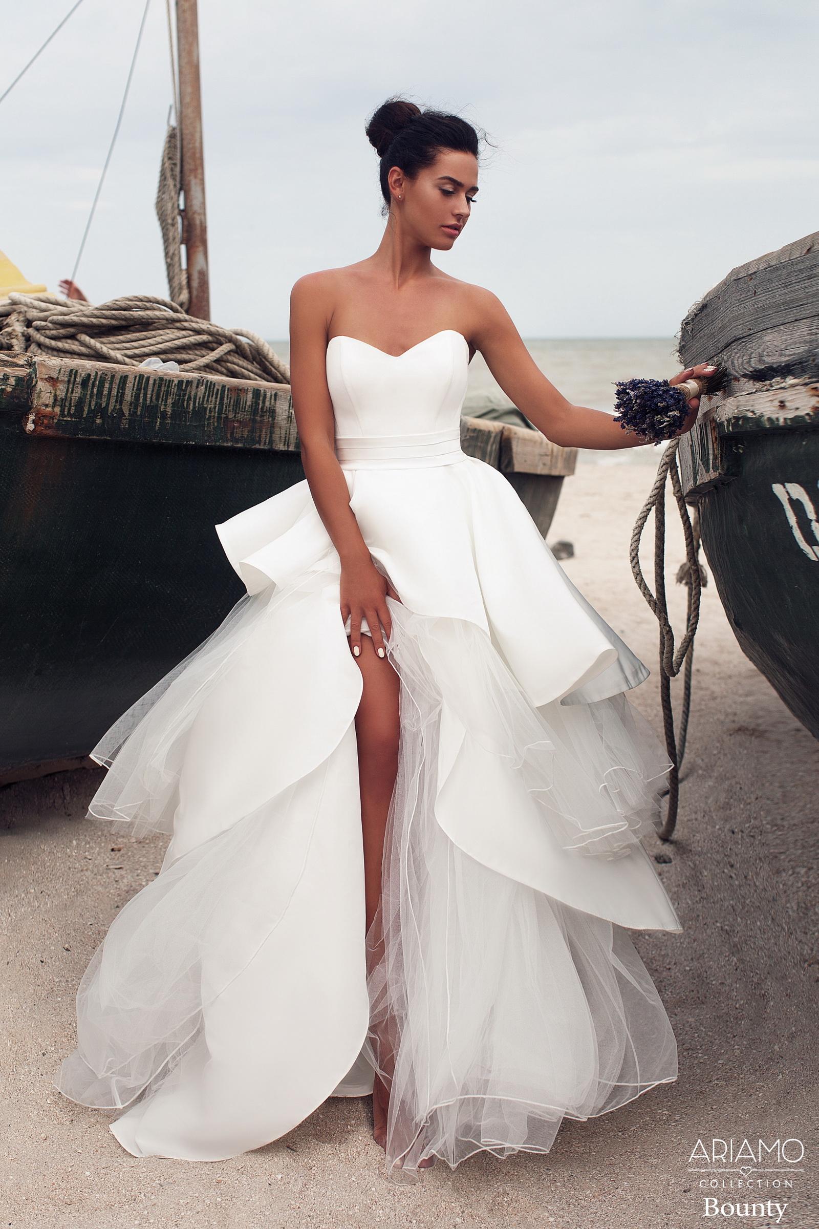 свадебные платья красивые картинки