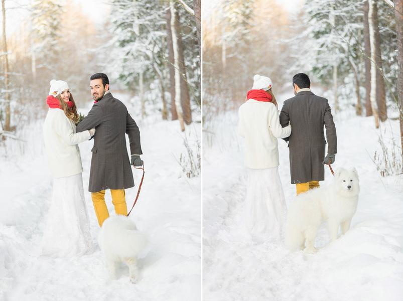 10 причин устроить свадьбу зимой