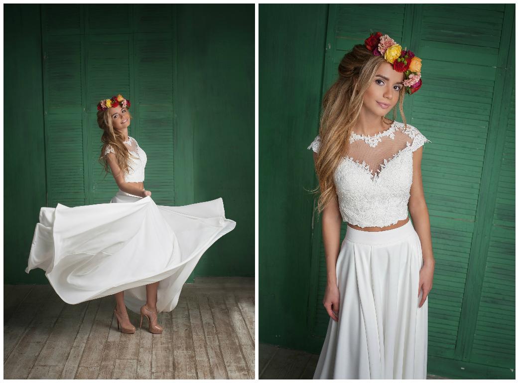 Made in Russia: Наталья Романова о российских свадебных платьях