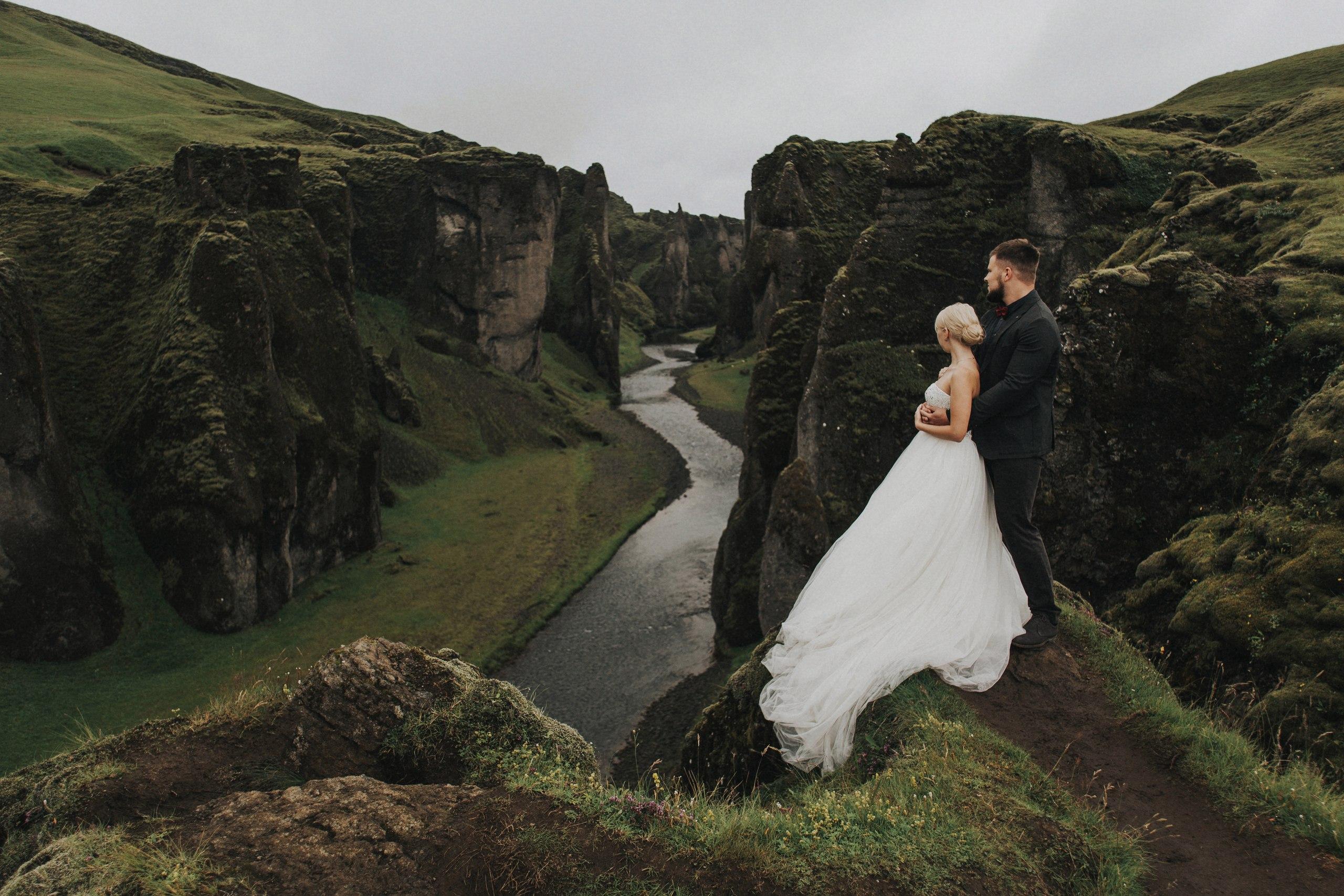 Погоде вопреки, или как организовать свадебную фотосессию в Исландии