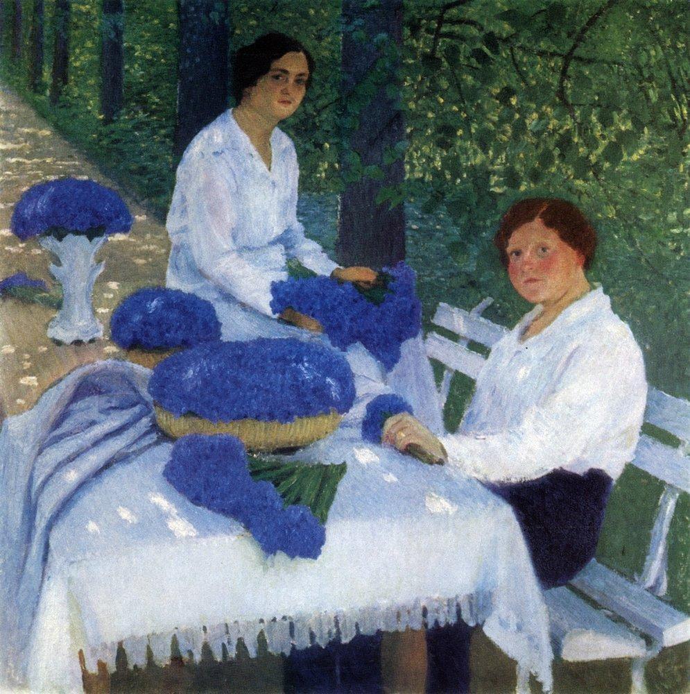 Истории за портретом: кем были любимые женщины русских художников
