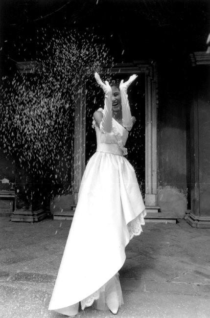 Архивы Magnum: свадьбы глазами фотографов агентства