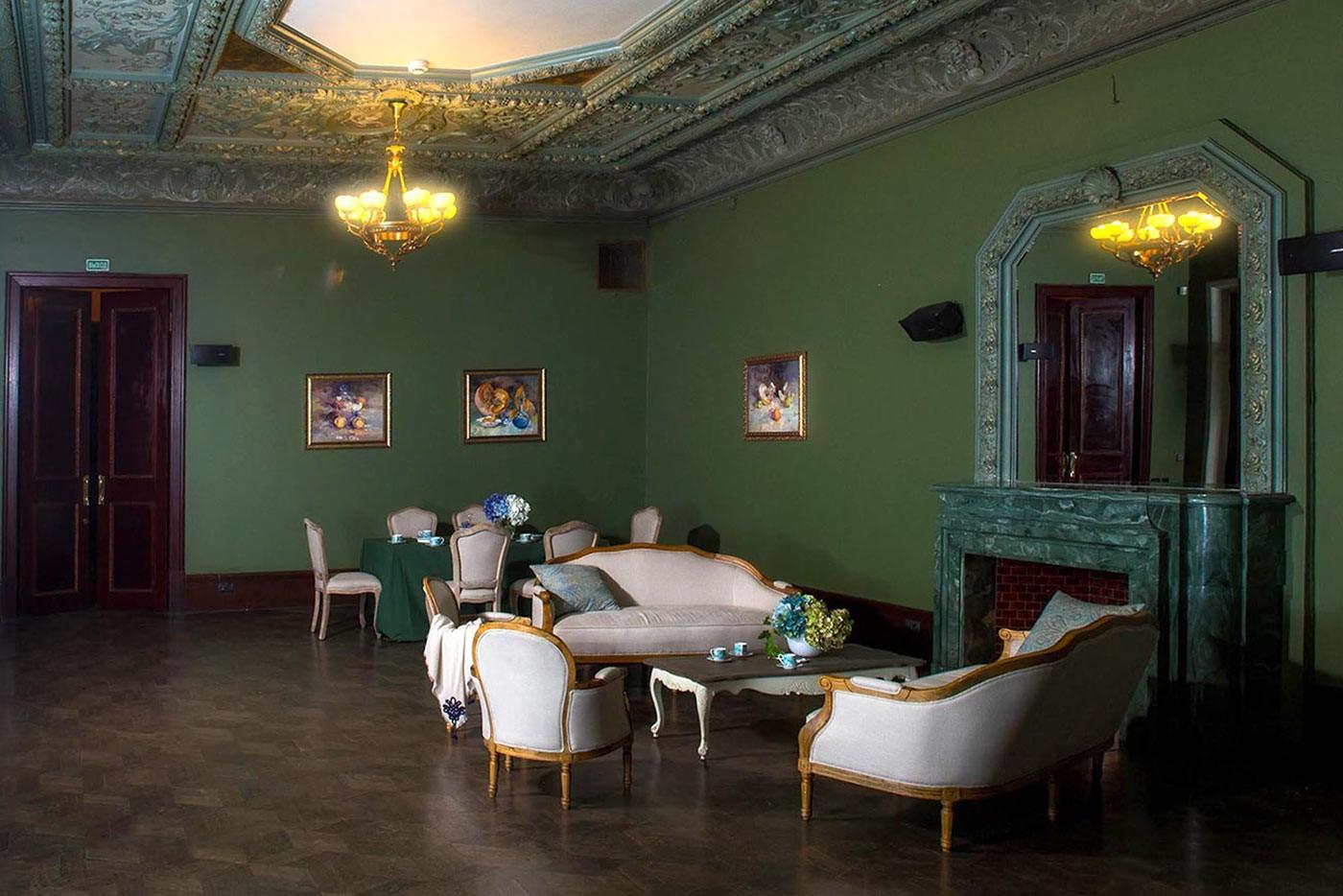 6 исторических особняков для свадьбы в классическом стиле