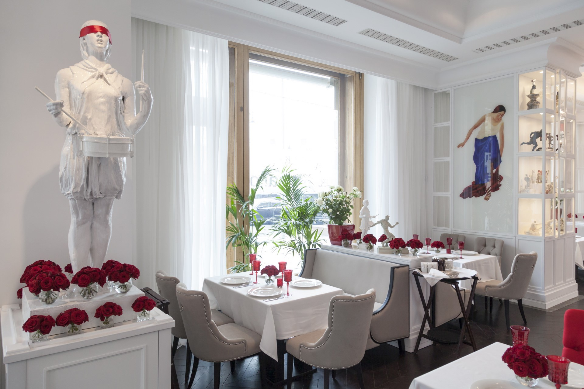 Свадьба в Москве: 12 отелей, ресторанов и банкетных площадок
