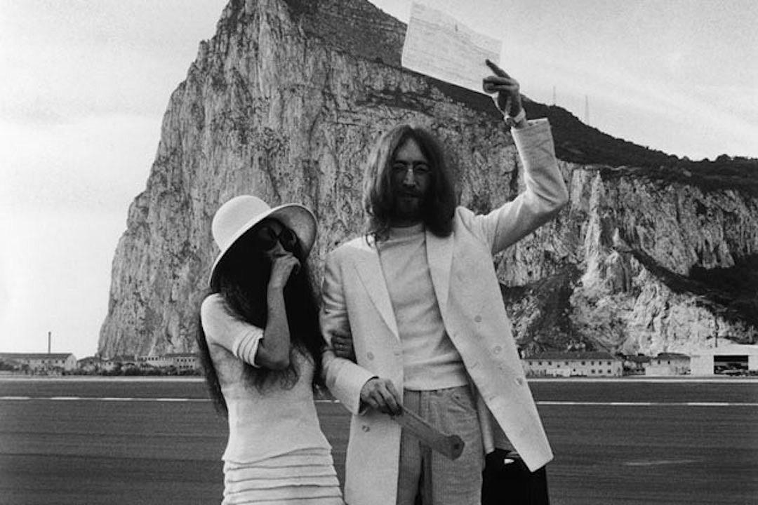 Как женились рок-звезды: 15 культовых свадеб прошлого