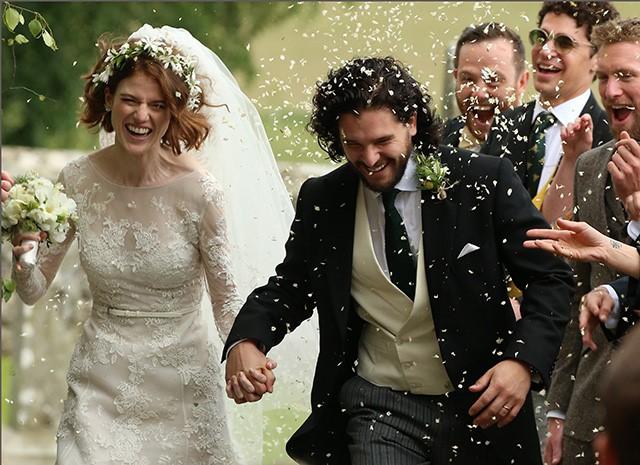 Свадьба Джона Сноу и еще 4 звездные церемонии, которые вы могли пропустить