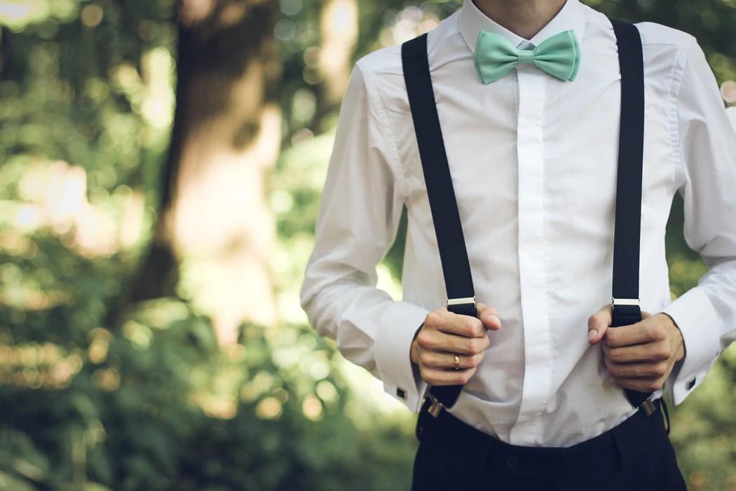 Где покупать костюм жениха?