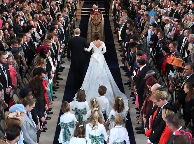 Чем запомнится свадьба принцессы Евгении?