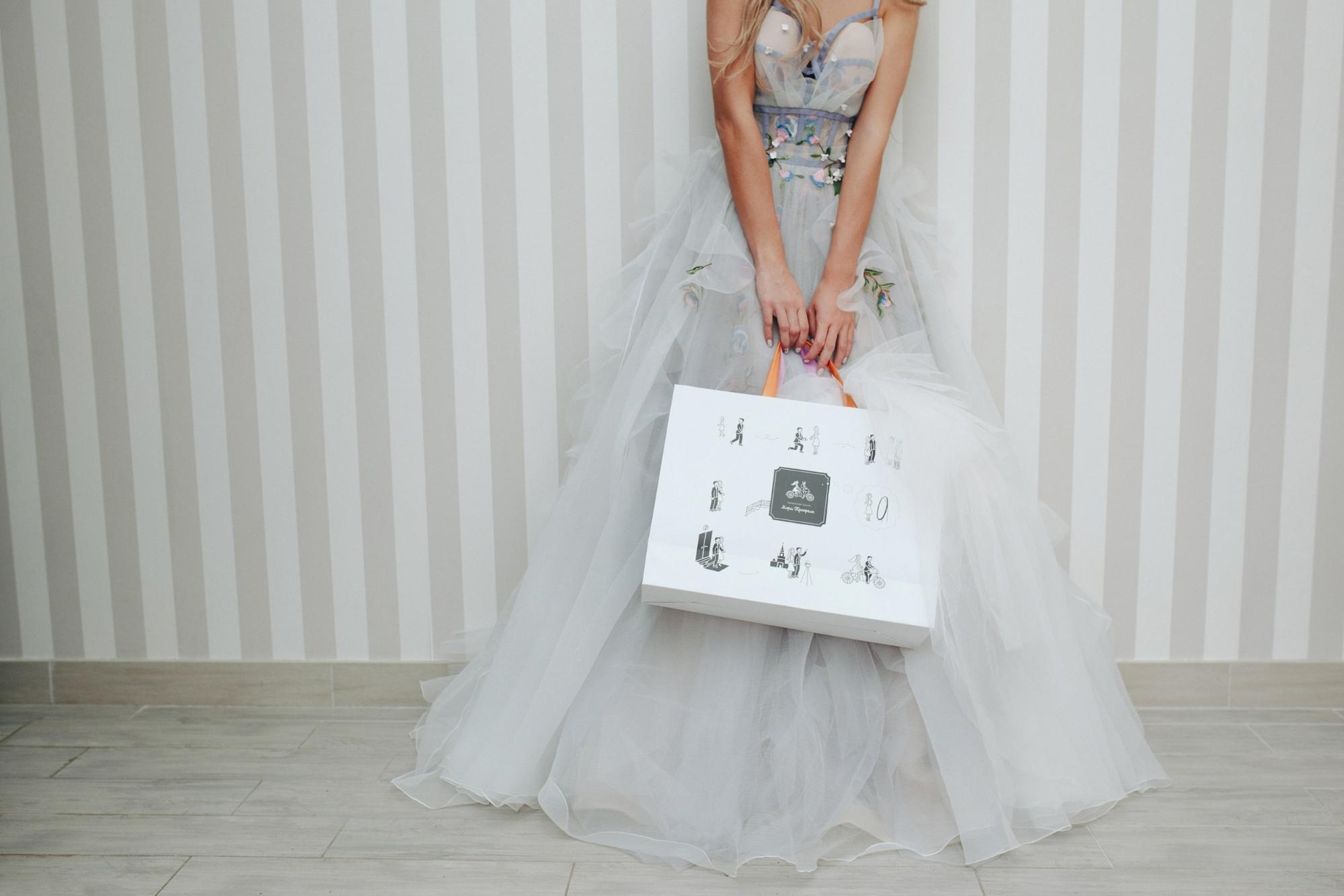 Найди себя: типажи невест в свадебном салоне