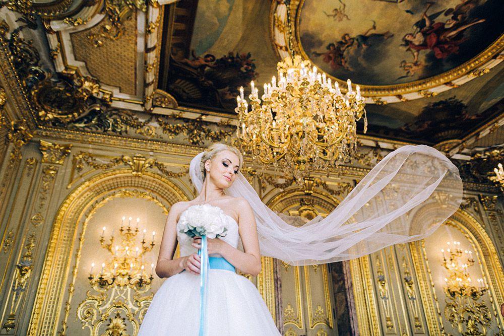 10 локаций для свадьбы в Петербурге