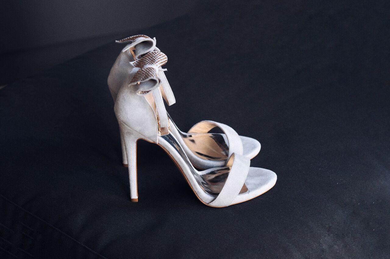 Как выбрать свадебные туфли