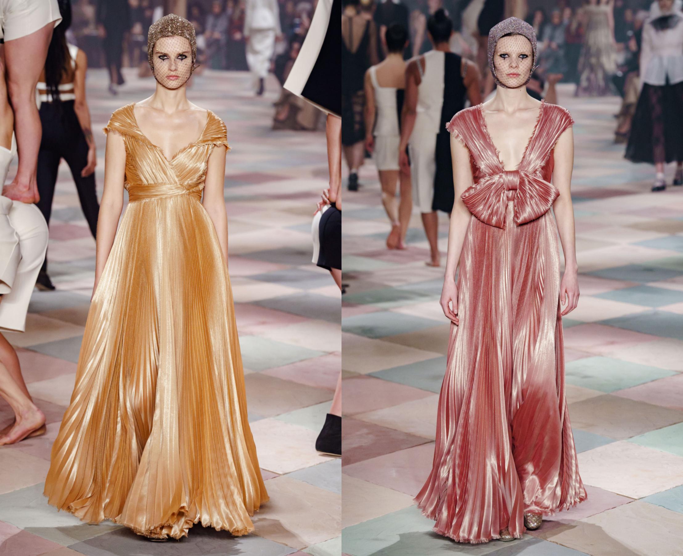 Неделя haute couture в Париже: 11 лучших коллекций