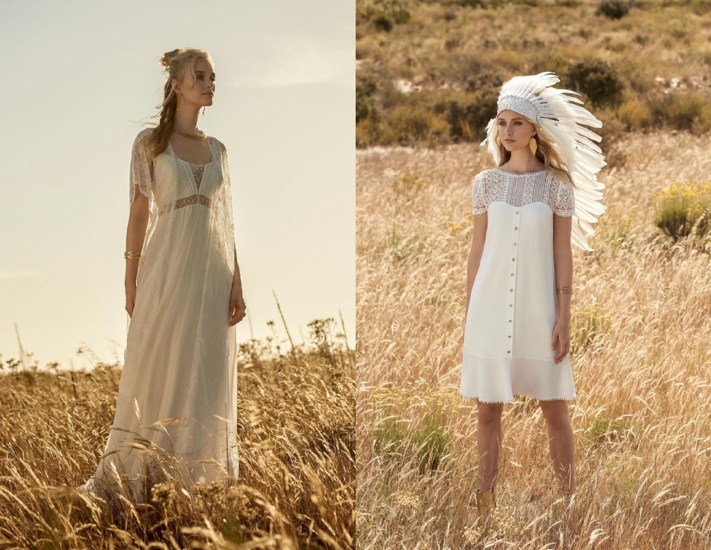 Гид по стилям: платья в духе бохо