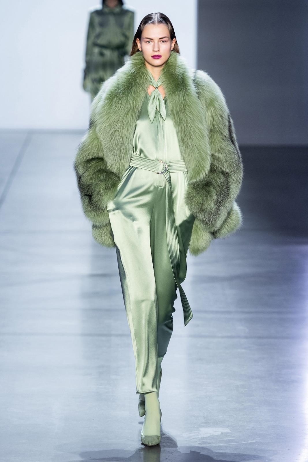 Чем запомнились недели моды в Лондоне и Нью-Йорке?