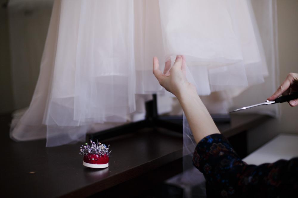 Ателье Мэри Трюфель: как записаться на подгонку платья