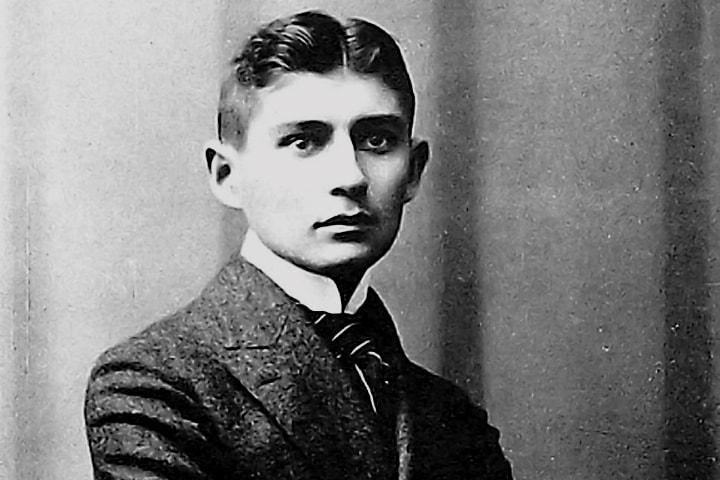 Письма к любимым: Франц Кафка и Фелиция Бауэр