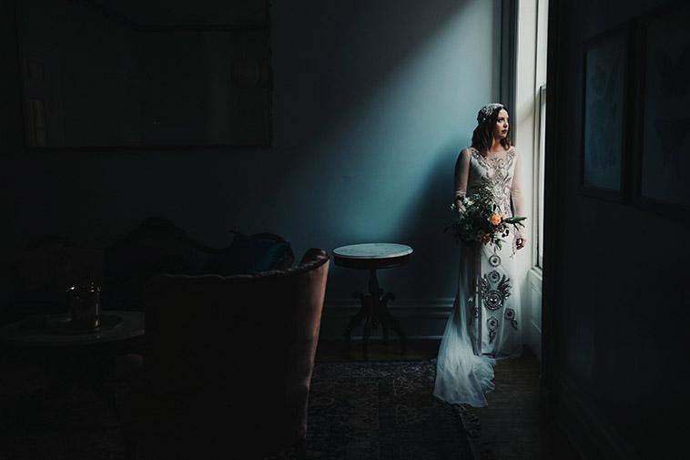 """Посмотрите, как выглядит свадьба в стиле фильма «Отель """"Гранд Будапешт""""»"""
