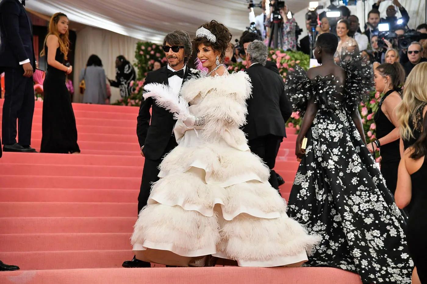 MET Gala: лучшие платья бала Института костюма