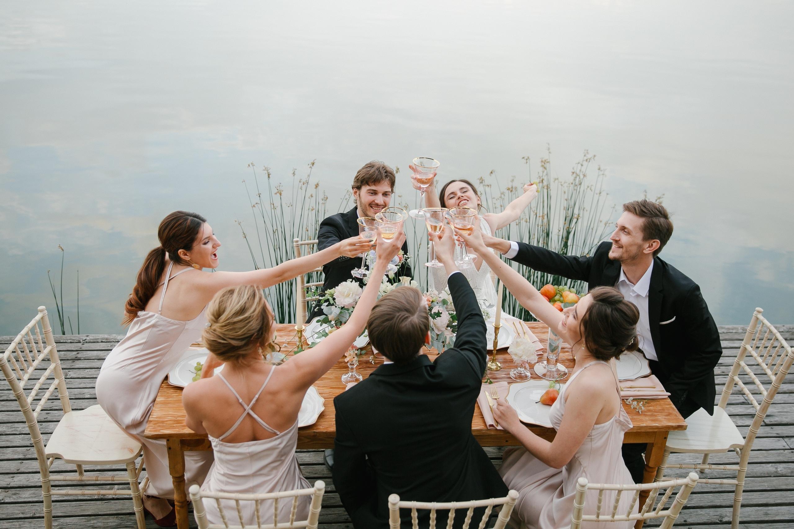 5 идей как отметить годовщину свадьбы