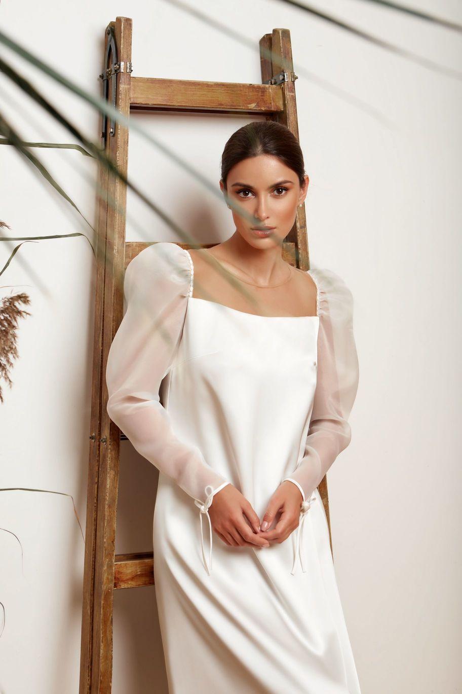 Тренды 2020 года в свадебных платьях