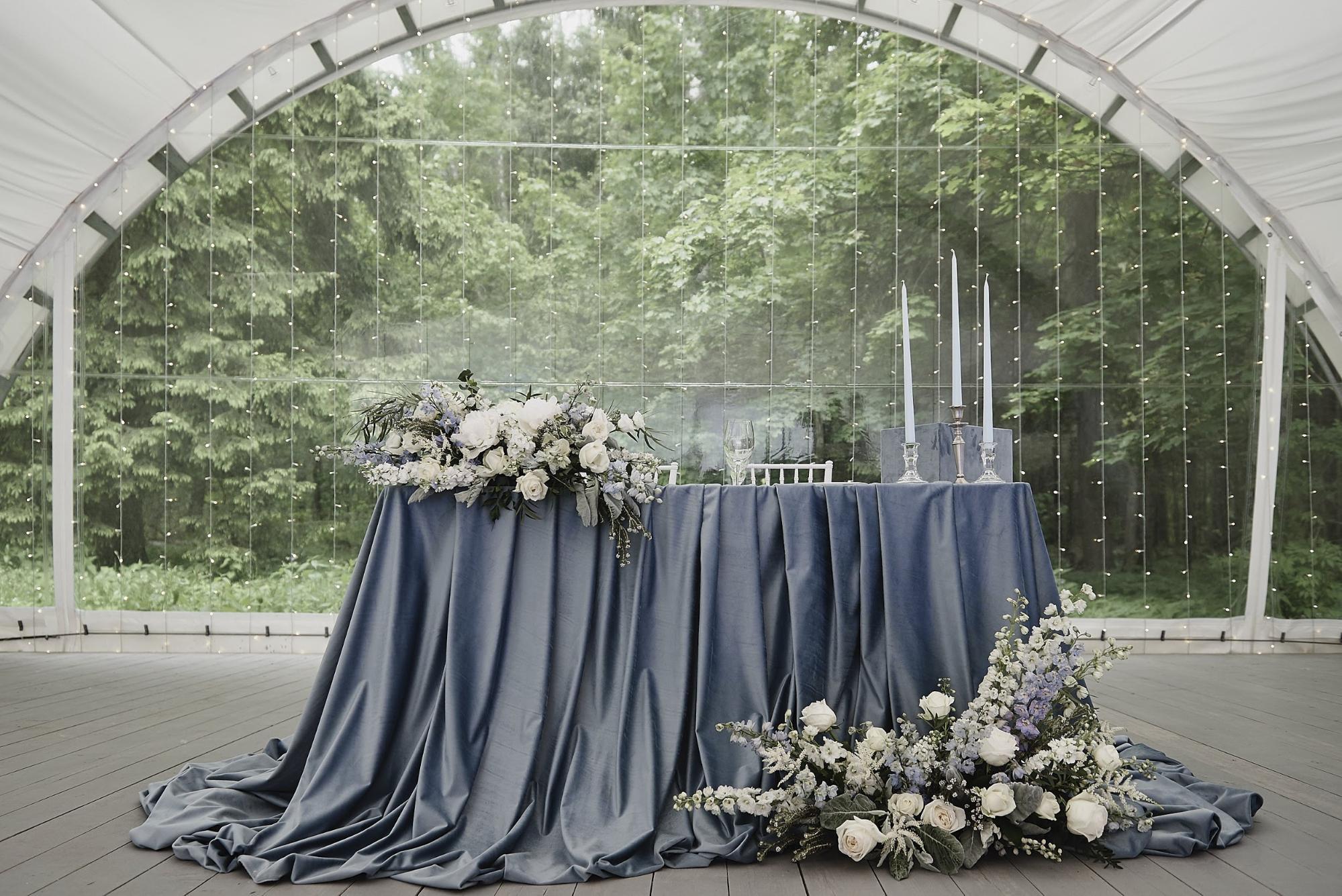 Цвет 2020 года в свадьбах