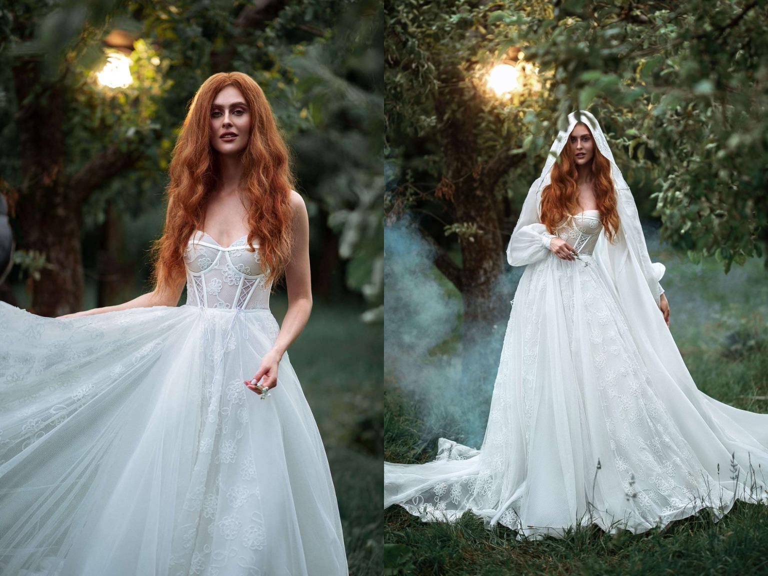 Гид по стилям: романтичные платья