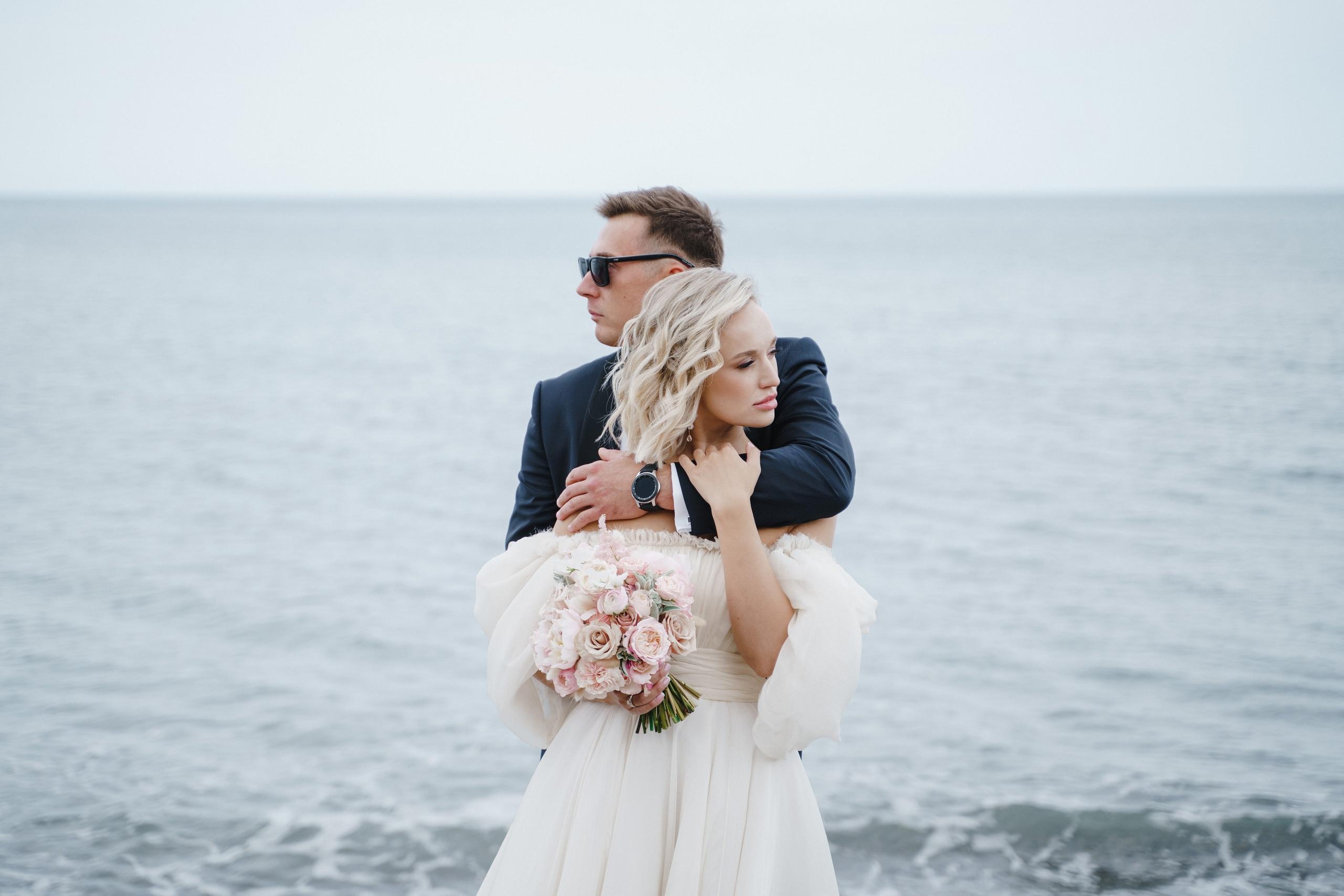 Европейская свадьба в Крыму